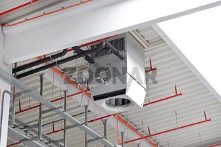 Ceiling Hvac