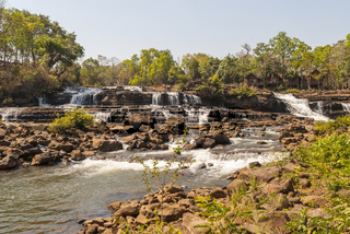 Tad Soung Waterfall, Laos