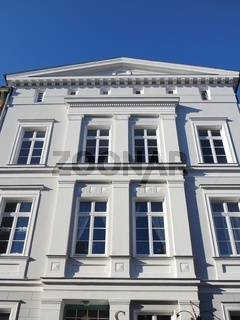 Altstadt Architektur in Wismar
