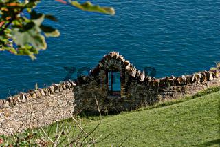Breathtaking landscapes of Ireland, the emerald island. rough coastviews, colorful landscapes