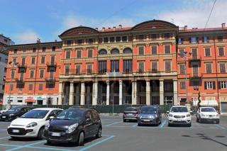 Rathaus in Cararra