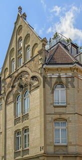 Gebäude in Konstanz