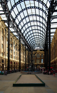 'Hay's Galleria Arcade' - London