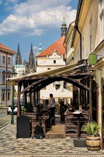 Prag, Burgviertel