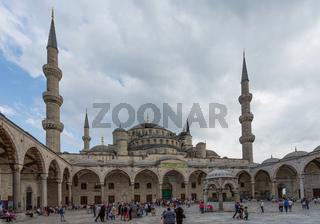 Istanbu - Blue Mosque