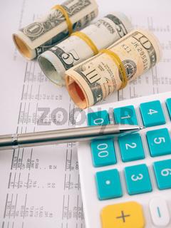 financial series