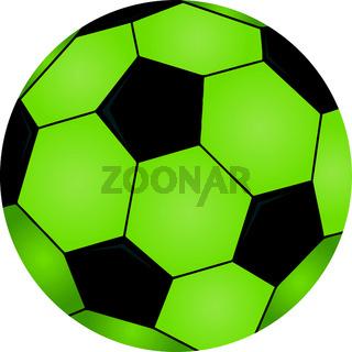 Fußball, Ball, Sport, Vektor