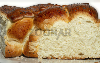 Butter curly bread