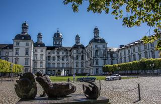 Schloss Bensberg im Bergischen Land