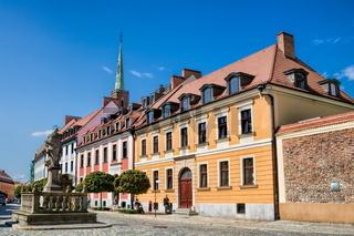 Wroclaw, Altstadt