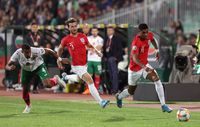 Bulgaria vs England Euro 2020 Qualifier