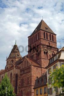 thomaskirche in straßburg