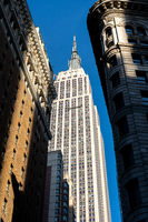 Empire State Bulding in Manhattan, NYC