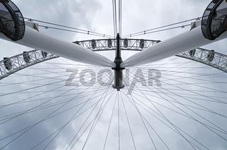'London Eye' - London