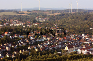 Landsweiler-Reden, Saarland, D