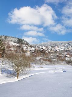 Sankt Englmar im Bayerischen Wald,Niederbayern,Deutschland