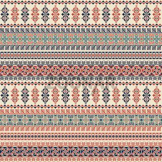 Palestinian embroidery pattern 157