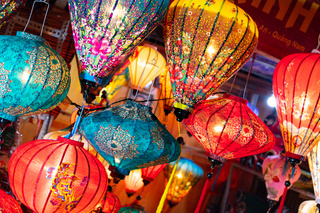 Hoi An Decorative Lanterns in Vietnam