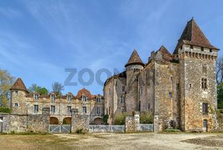 Chateau de la Marthonie, France