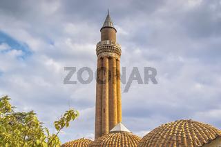A Mosque In Antalya Turkey