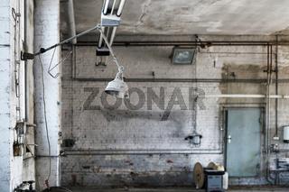 stillgelegte Fabrik