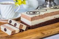 Chocolate patterns