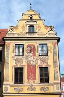 Steuerhaus in Memmingen