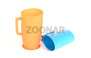 Photo developing equipment - Plastic jug