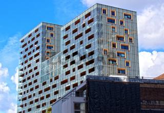 Rotterdam, Südholland, Niederlande