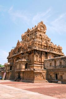Rajarajan Tiruvasal, Third entrance gopura, Brihadisvara Temple, Tanjore, Tamil Nadu