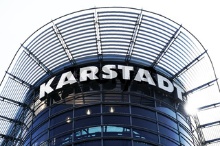 Karstadt department store logo