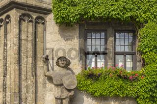 Roland von Quedlinburg, Sachsen-Anhalt, Deutschland