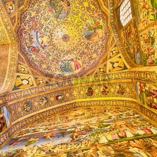 in iran the old      cathedral