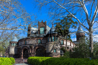 Alexander Hall in Princeton University