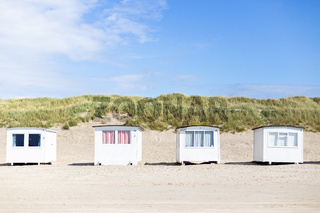 White Beach Cabins at Lokken Beach