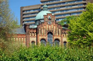 Schröderstift und Geomatikum in Hamburg