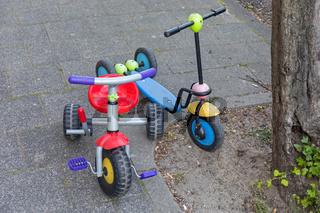Kids Bike Scooter