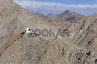 buddhistisches Kloster in Leh