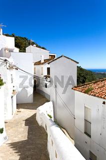 Casares, Spanien, Andalusien