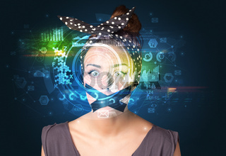 Biometric identification and Facial recognition