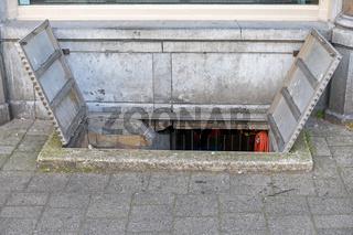 Door Cellar Hatch