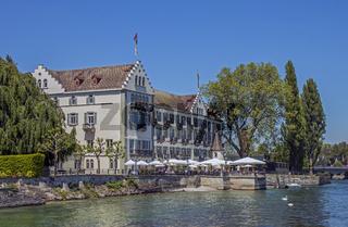 Hotel, Dominikanerinsel Konstanz