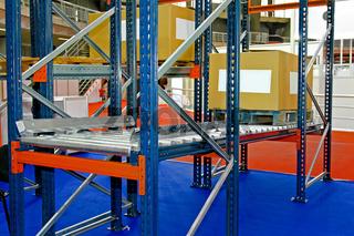 Gravity Conveyor Shelf
