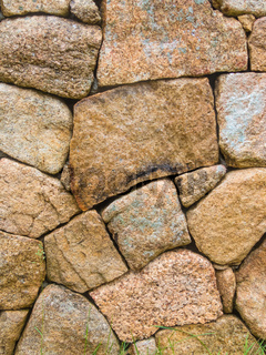 rough stone wall background abstract texture