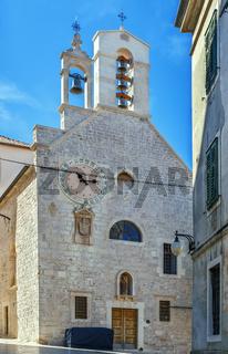 Church of Saint Barbara in Sibenik, Croatia