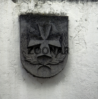 State Order as decoration of the building