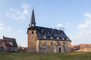 Rundkirche in Siptenfelde Harz