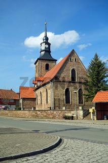 Ev. Stadtkirche St. Johannis in Hoym