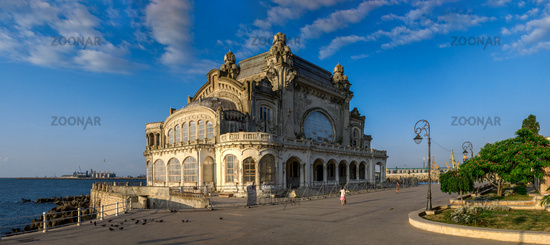 The Old Casino in Constanta, Romania