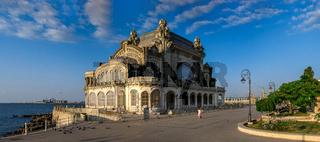 The Old Casino in Constanta, Romania